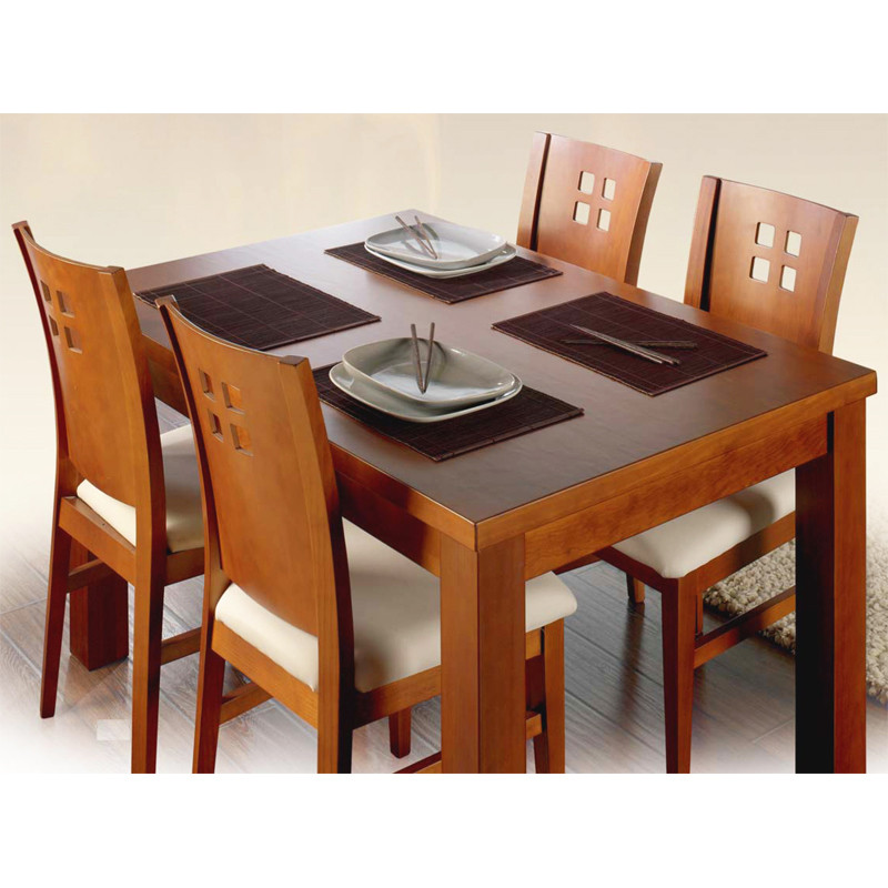 Comedor de sillas metalicas related keywords comedor de for Mesas rusticas para bodega