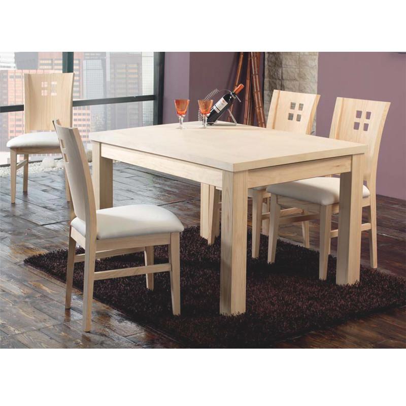 Mesa de comedor fija para comedores r sticos y bodegas for Mesas y comedores